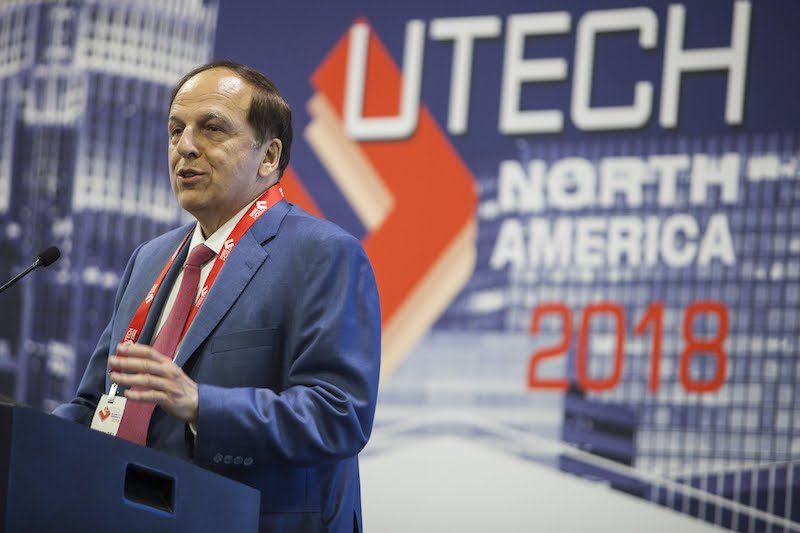 John Televantos at UTECH North America 2018